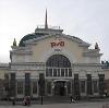 Железнодорожные вокзалы в Пыталово