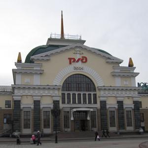 Железнодорожные вокзалы Пыталово